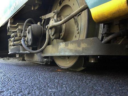 В столицеРФ трамвай столкнулся савтомобилем