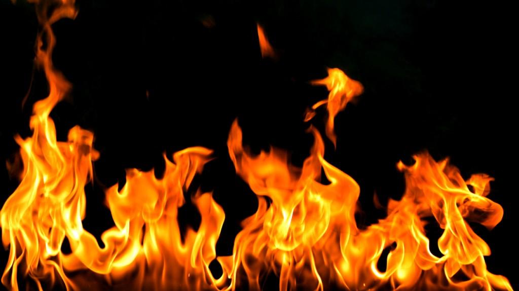 ВПермском районе впроцессе пожара умер мужчина