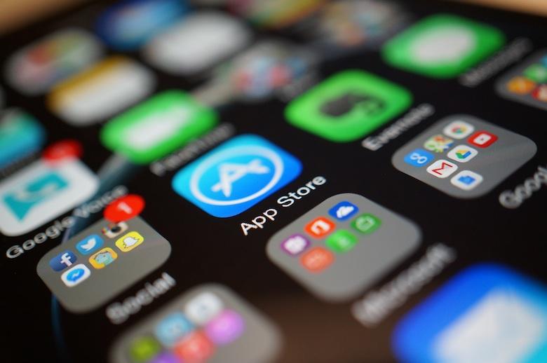 Продажи вApp Store увеличились на40%