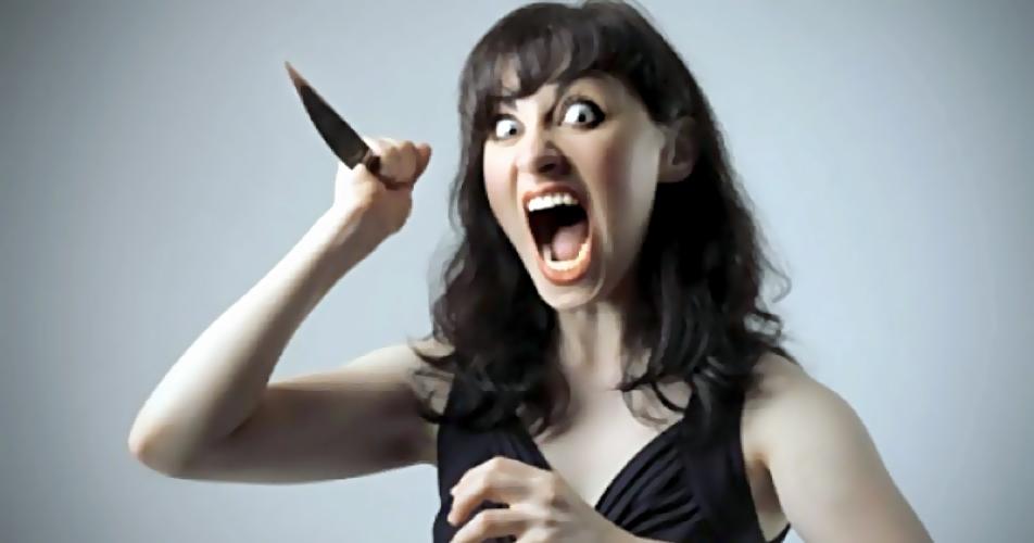 ВСамаре женщина пырнула ножом своего возлюбленного