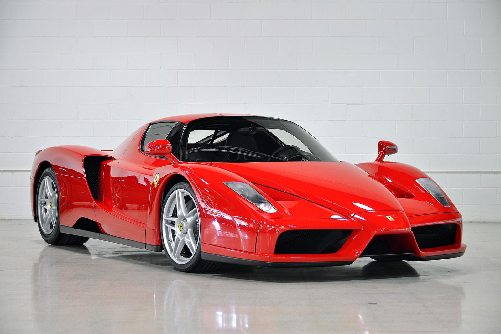 Феррари Enzo оценили насумму в3,9 млн американских долларов