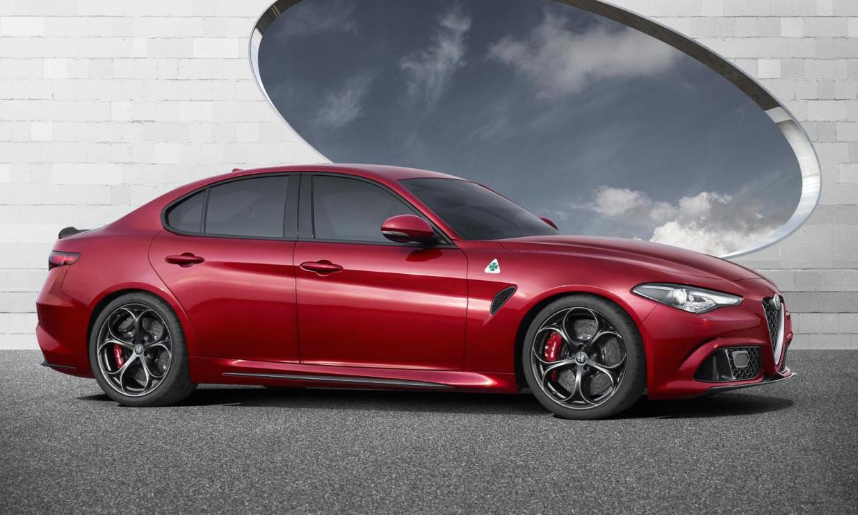 Альфа Ромео назвала цену новоиспеченной GiuliaQV для рынка Австралии