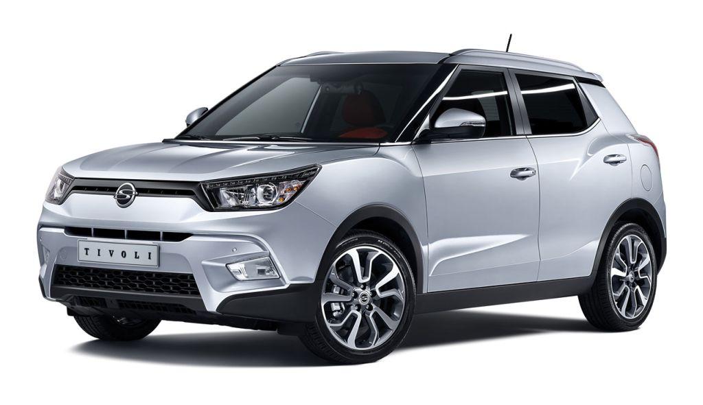 В 2016 Сан Ёнг увеличил продажи намировом рынке автомобилей