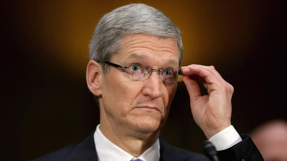 Оклад гендиректора Apple понизили на15% из-за нехороших финпоказателей
