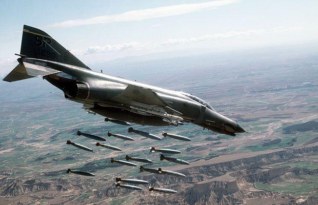 СМИ узнали, сколько бомб США скинули на остальные страны втечении следующего года