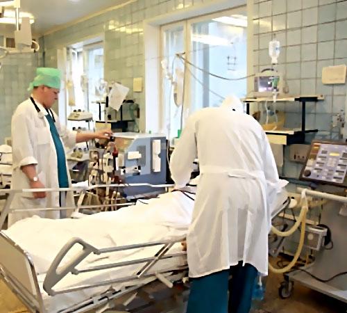 В клинике наВавиловых скончался мужчина собморожением