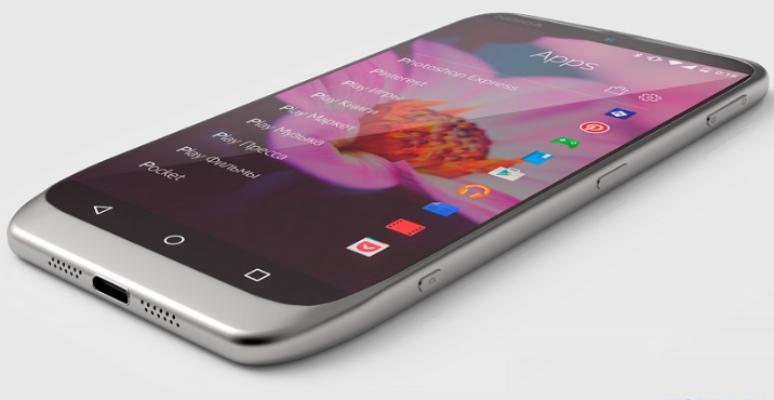 Озвучены характеристики телефона нокиа E1 набазе андроид 7.0 Nougat