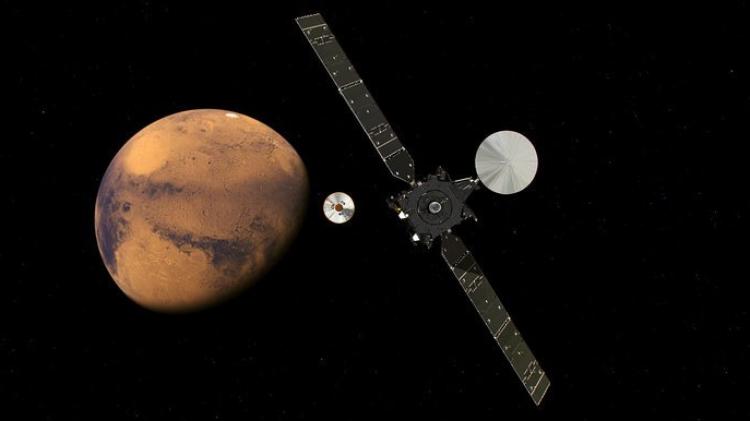 Япония отправит специальный аппарат для исследования Марса