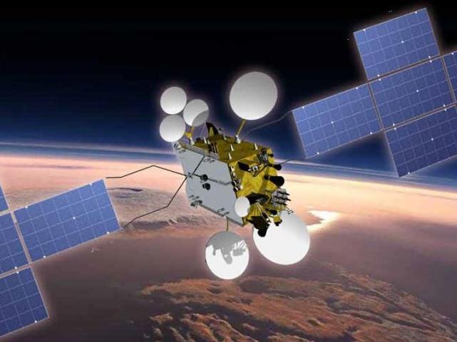 Русские ученые создадут новые спутники связи «Экспресс»
