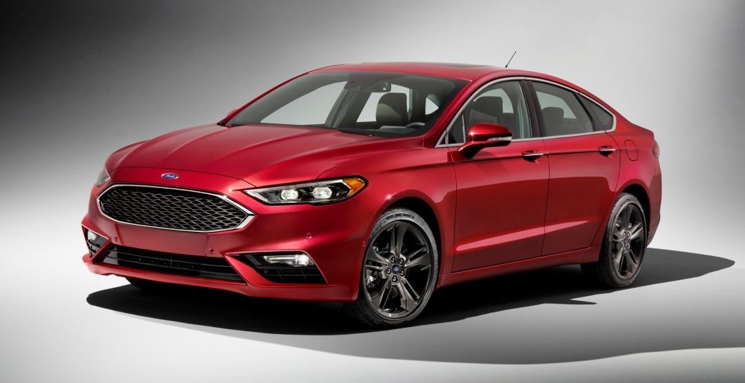 Состоялся дебют обновленного Ford Mondeo