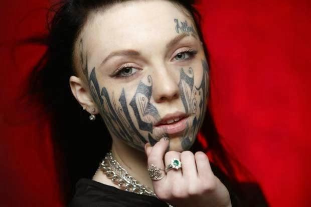Татуировки могут привести кразвитию рака— Ученые
