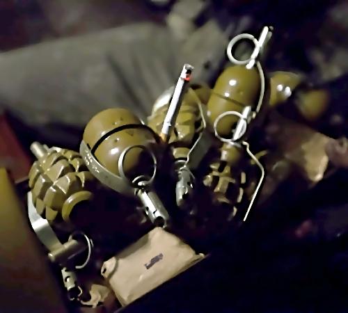 ВНижнем Новгороде вофисе «Ростелекома» найдена сумка сгранатами