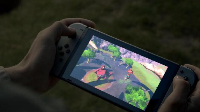 В интернет попало частичное описание Nintendo Switch