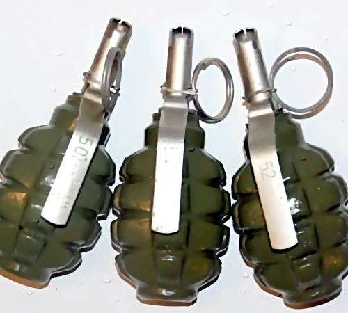 Двое саратовцев были отправлены вколонию запопытку продажи гранат игексогена