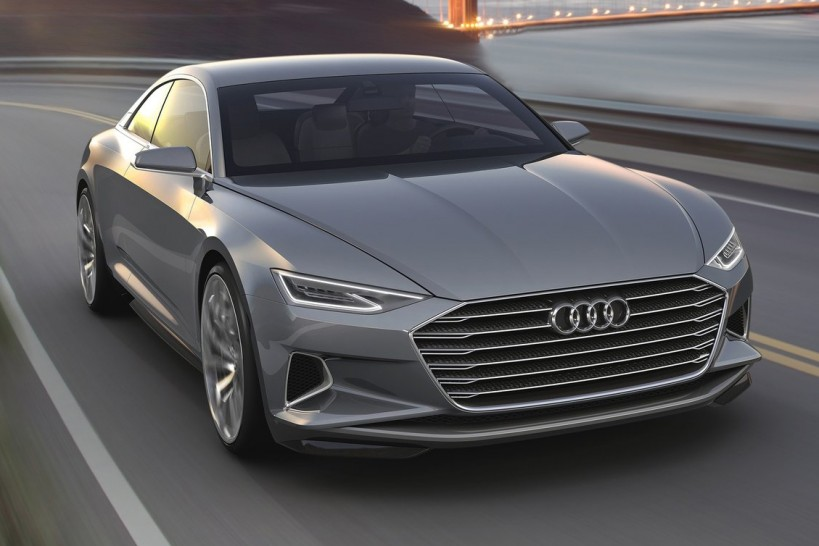 Вweb-сети интернет размещены первые рендеры нового седана Ауди A8