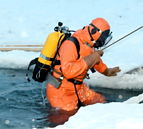 ВСаратове погибли мужчина идвое детей, провалившись под лед