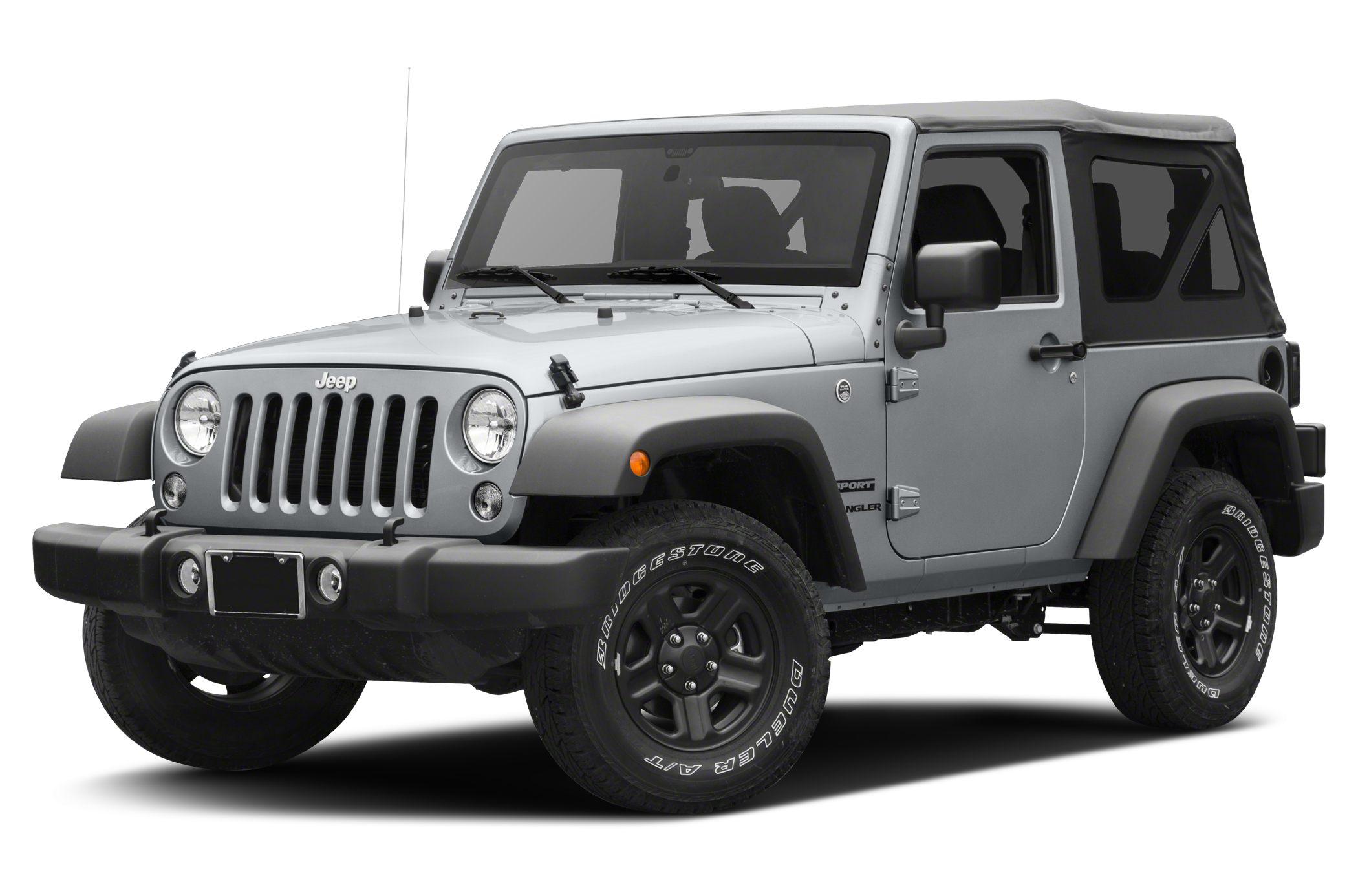 Размещены данные опрезентации иначале продаж— Новый Jeep Wrangler