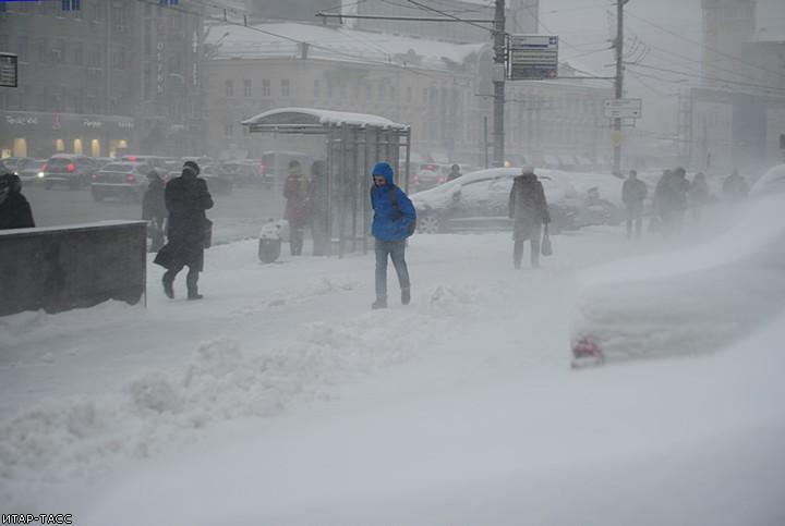 Какая будет зима года в России