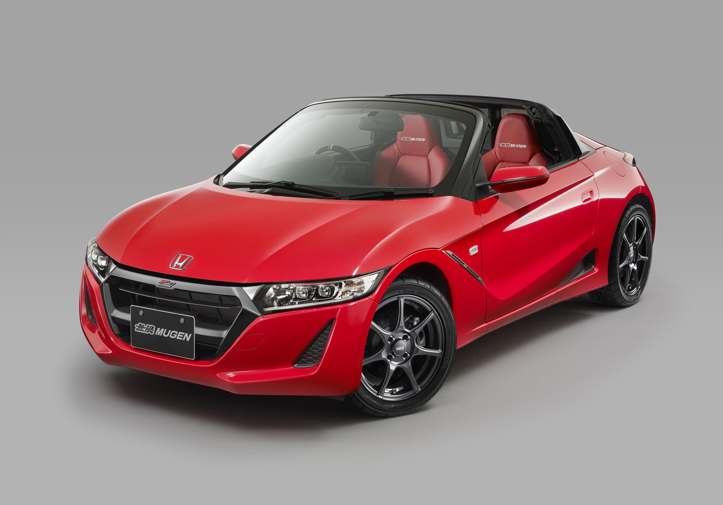 Новый концептуальный автомобиль Хонда получил уникальные кузовные панели