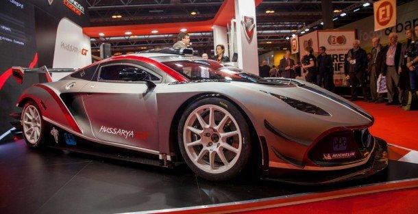 Польская компания Arrinera презентовала гоночное купе Hussarya GT