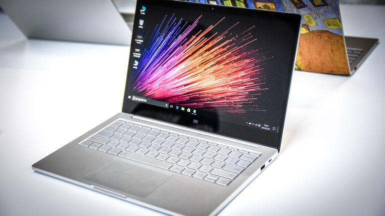 Компания Xiaomi весной выпустит новый сверхлегкий ноутбук MiNotebook Air 2