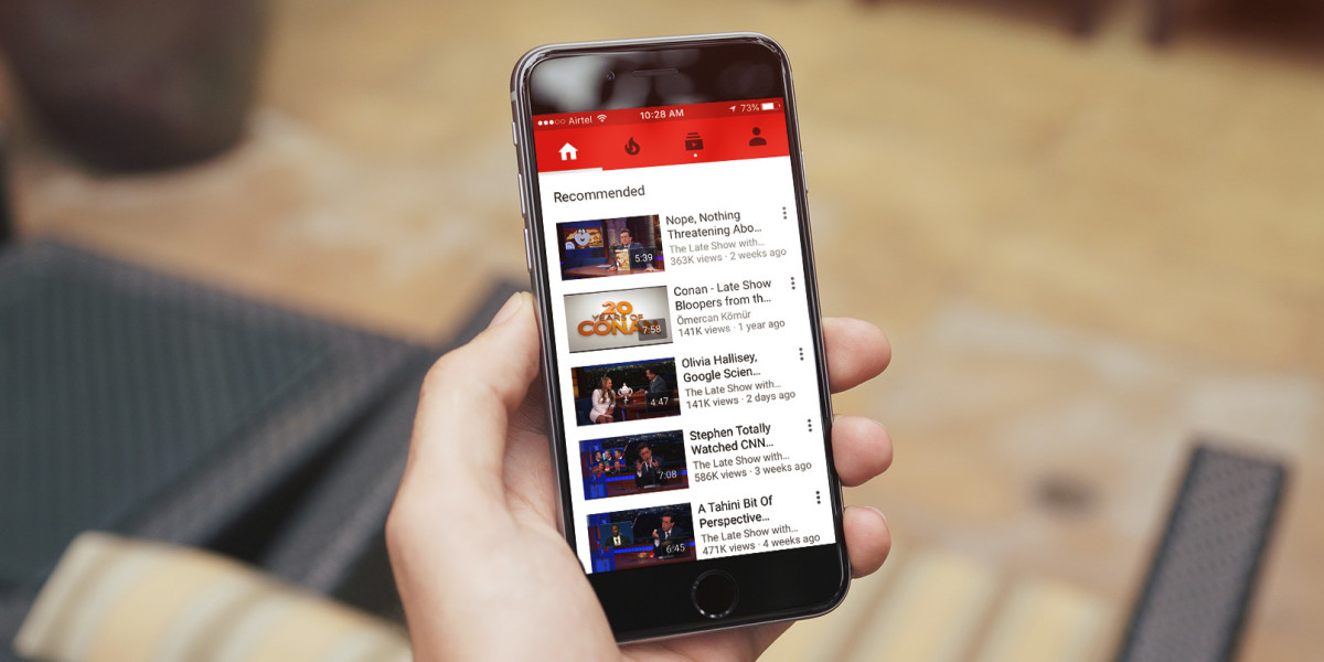 Сервис YouTube запустил новый мессенджер для устройств сОС iOS и андроид