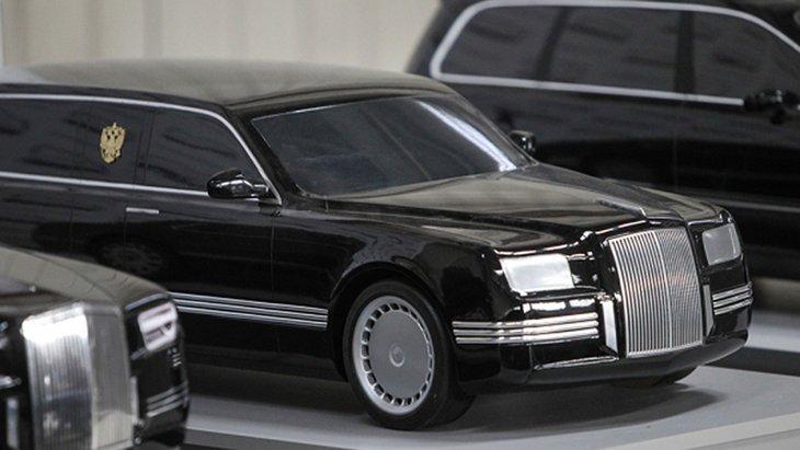 Лимузин президента России получит двигатель Porsche