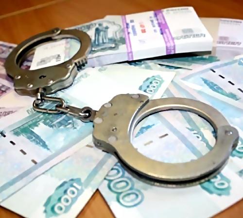 НаАлтае полицейский подозревается вполучении взятки в1,2 млн руб.