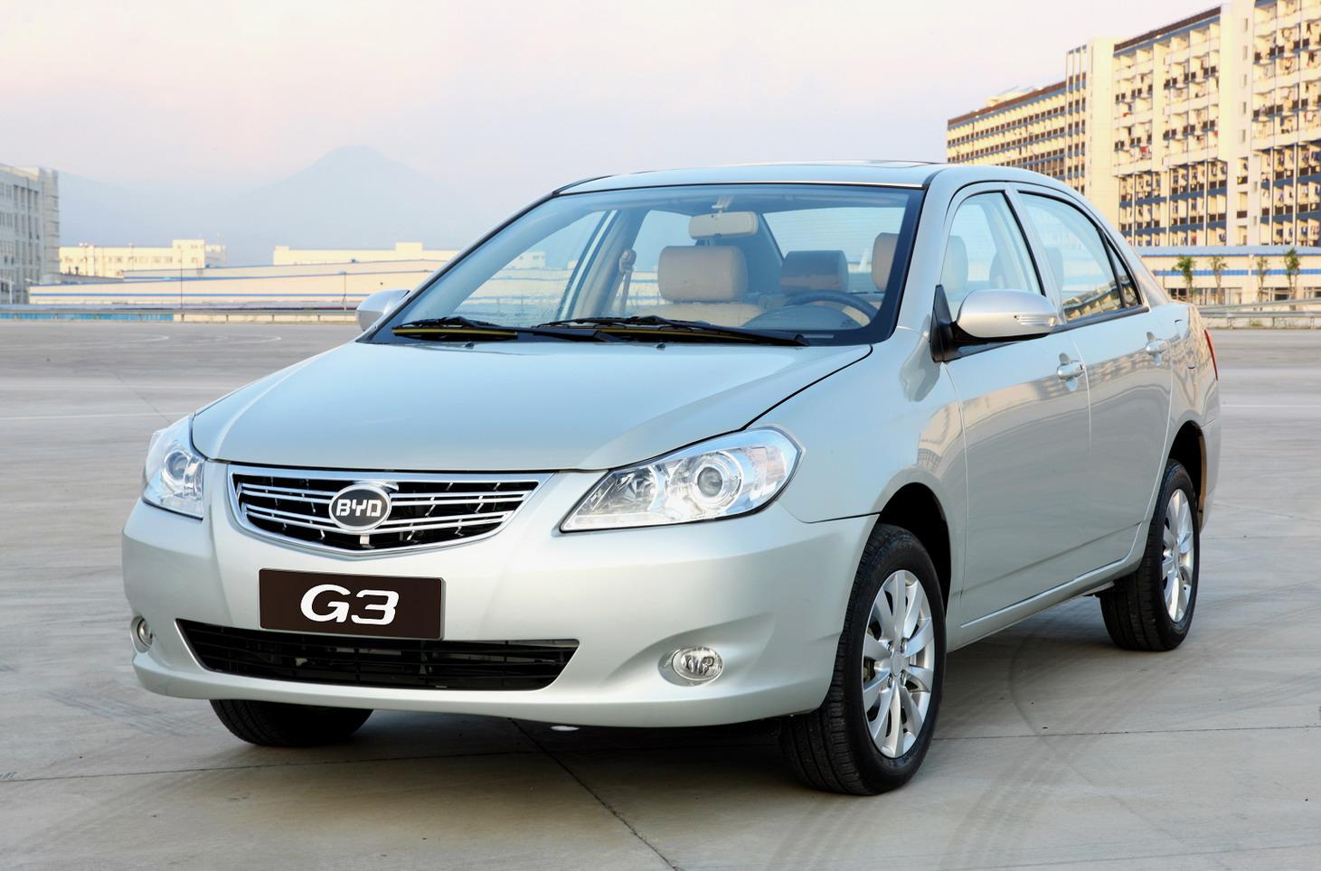 Китайская компания BYD планирует выйти наавтомобильный рынок Соединенных Штатов Америки