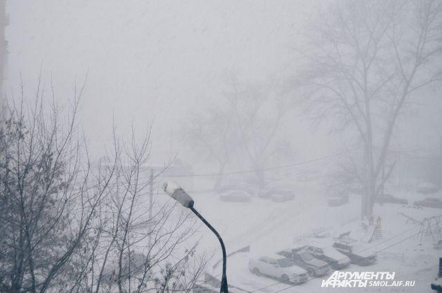 Синоптики предупреждают об ухудшении погоды в Татарстане