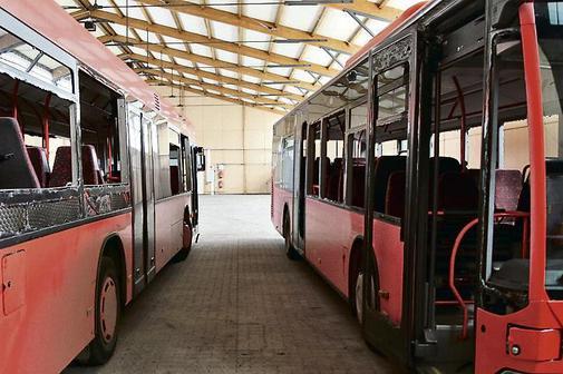 ВДТП савтобусами вКолтушах пострадали две женщины