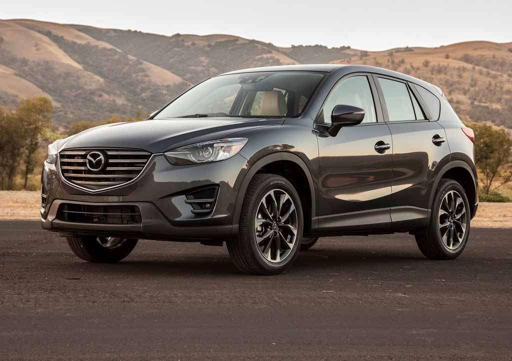Новая Mazda CX-5 получит семиместную модификацию