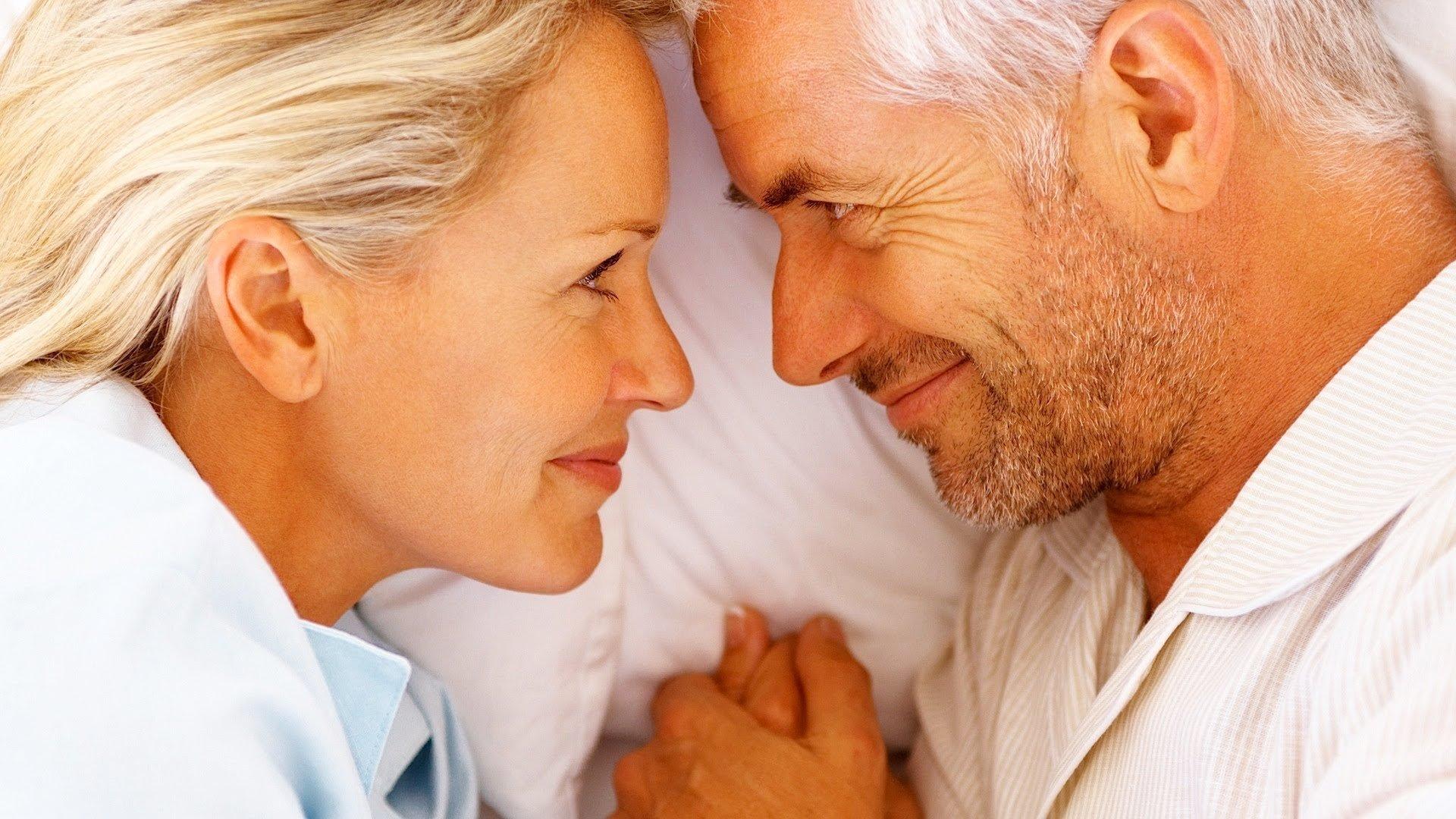 Женщины после 70 лет больше думают осексе— Ученые