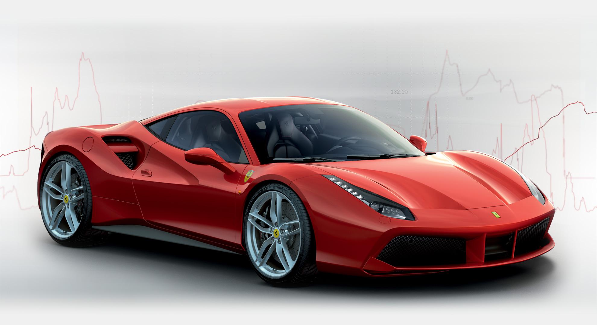 Российские продажи Ferrari в 2016 году выросли на 60 процентов