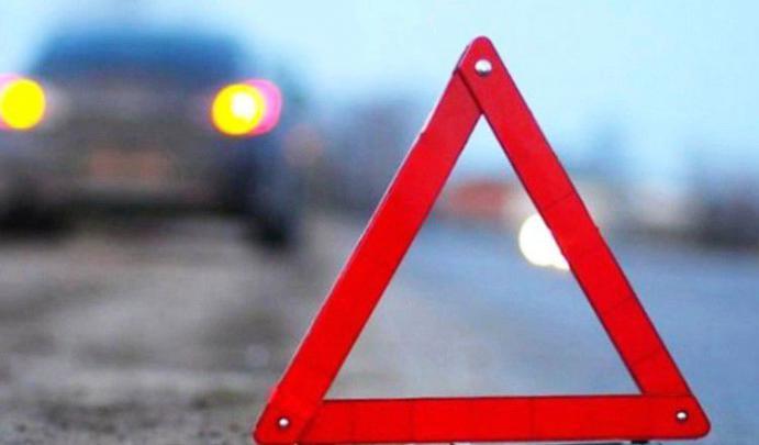 ВДТП смаршруткой под Тосно умер человек, еще пятеро пострадали