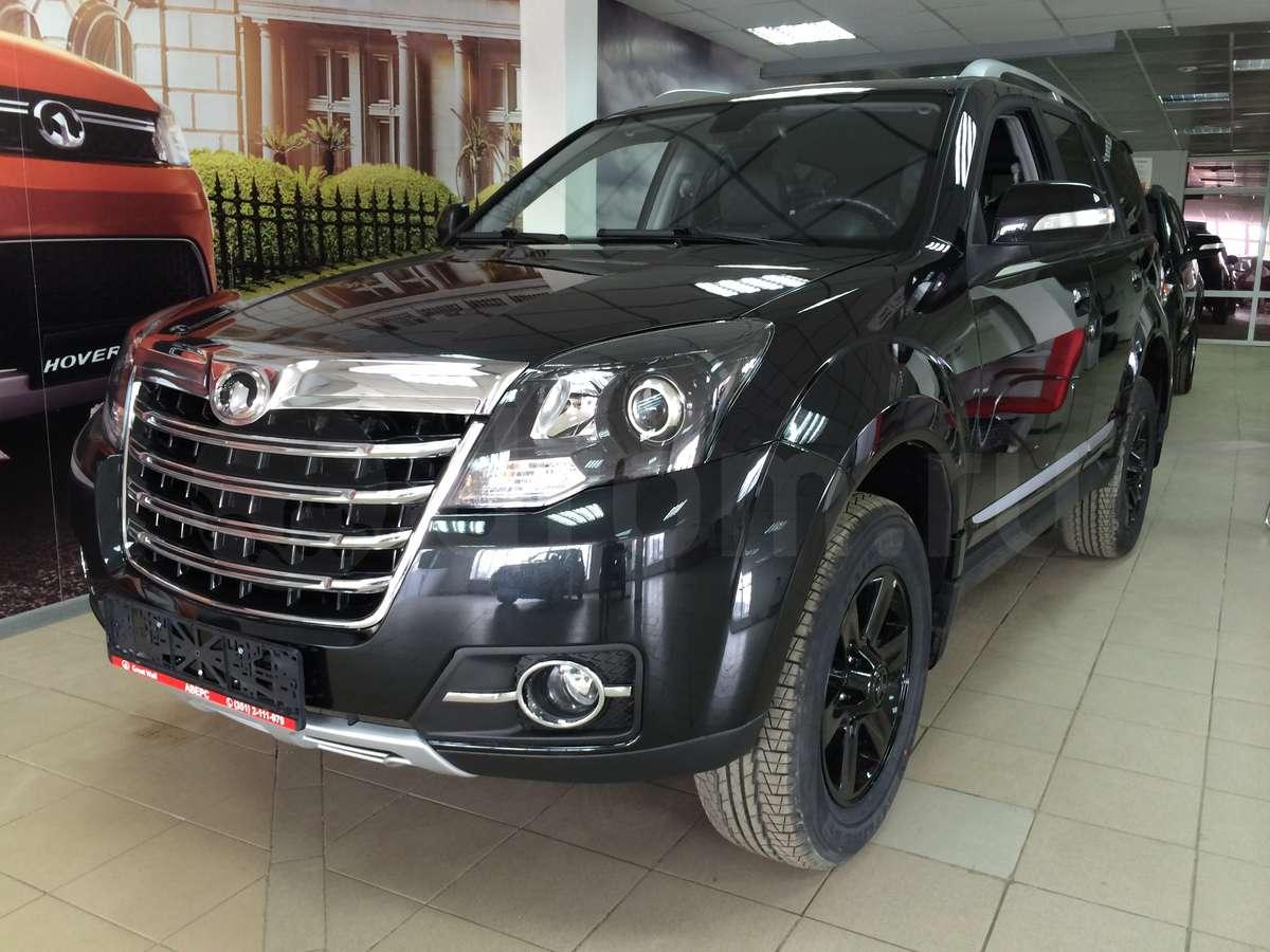 Автомобили Ховер снова появятся в России