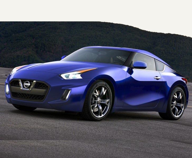 Nissan представит новое купе поколения Z на моторшоу в Токио
