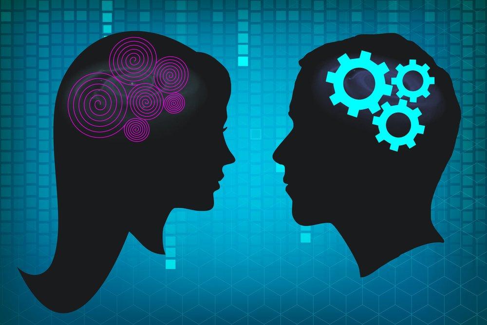 Ученые: унекоторых мужчин часть мозга женская