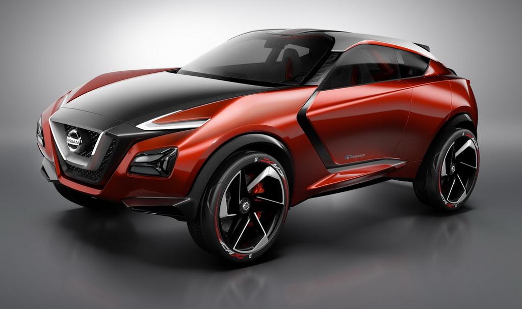 ВТокио дебютирует концептуальный автомобиль Ниссан JukeEV