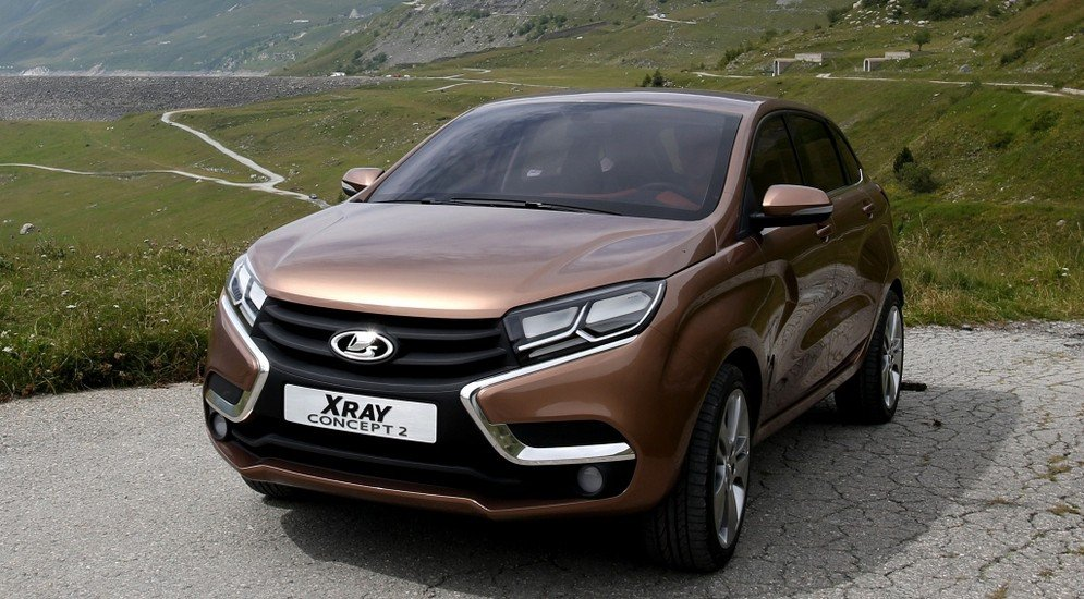 АвтоВАЗ Названа мощность нового двигателя Nissan для Lada Xray