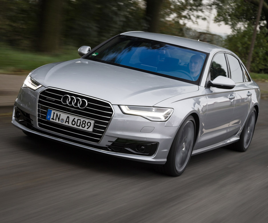 В 2018 немецкая компания Ауди представит модель A6 обновленного поколения