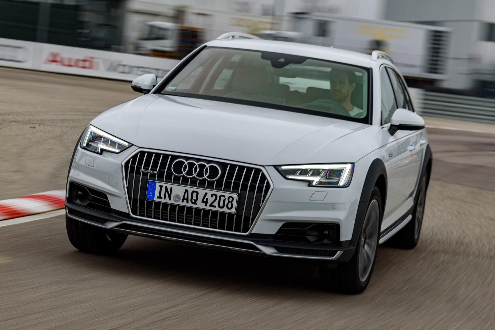 Ауди снизила цены на детали иавтомобили в Российской Федерации