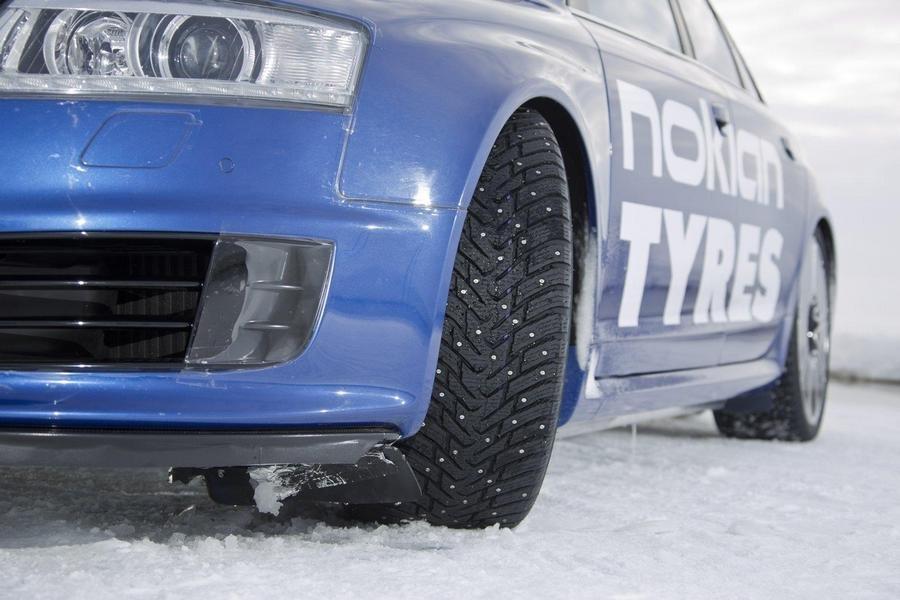 Продажи зимних шин Nokian Tyres в России за год упали на 35