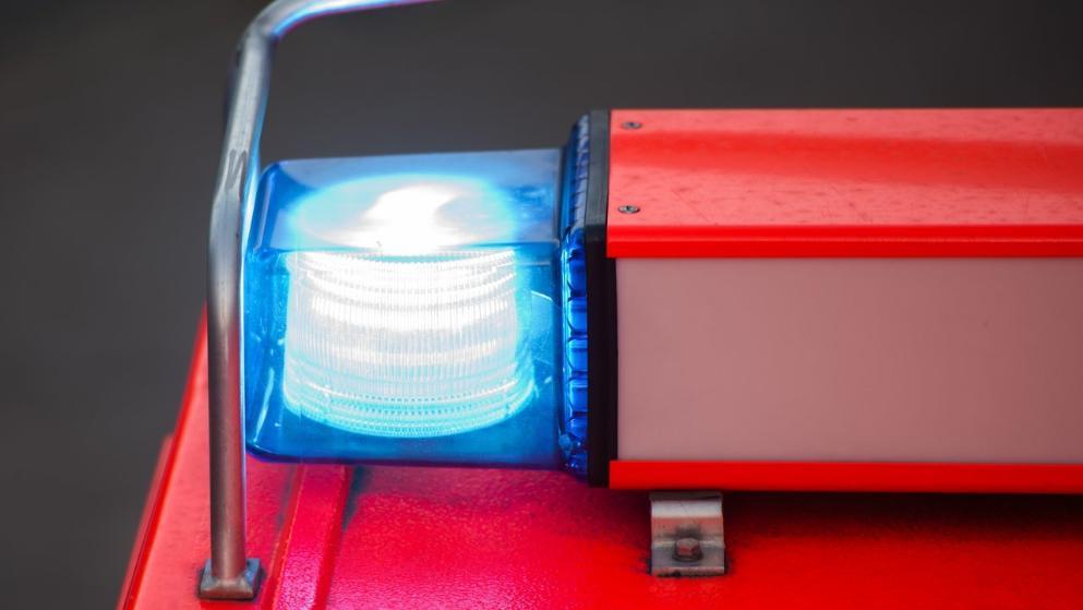 Впожаре в российской столице умер работник МЧС