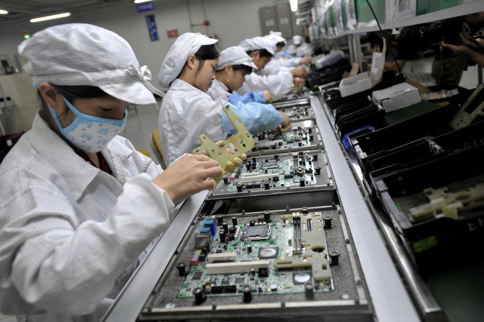 Китайская компания заменила 90% сотрудников нароботов: продуктивность выросла на250%