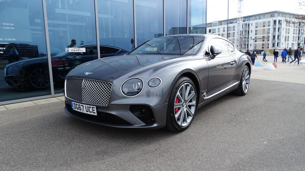 Bentley отзовет более 20 автомобилей в России