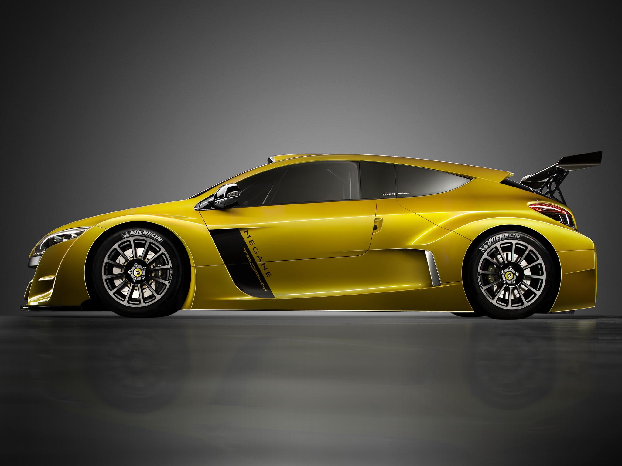Prodvine готовит Рэно MeganeRX Supercar для участия вралли