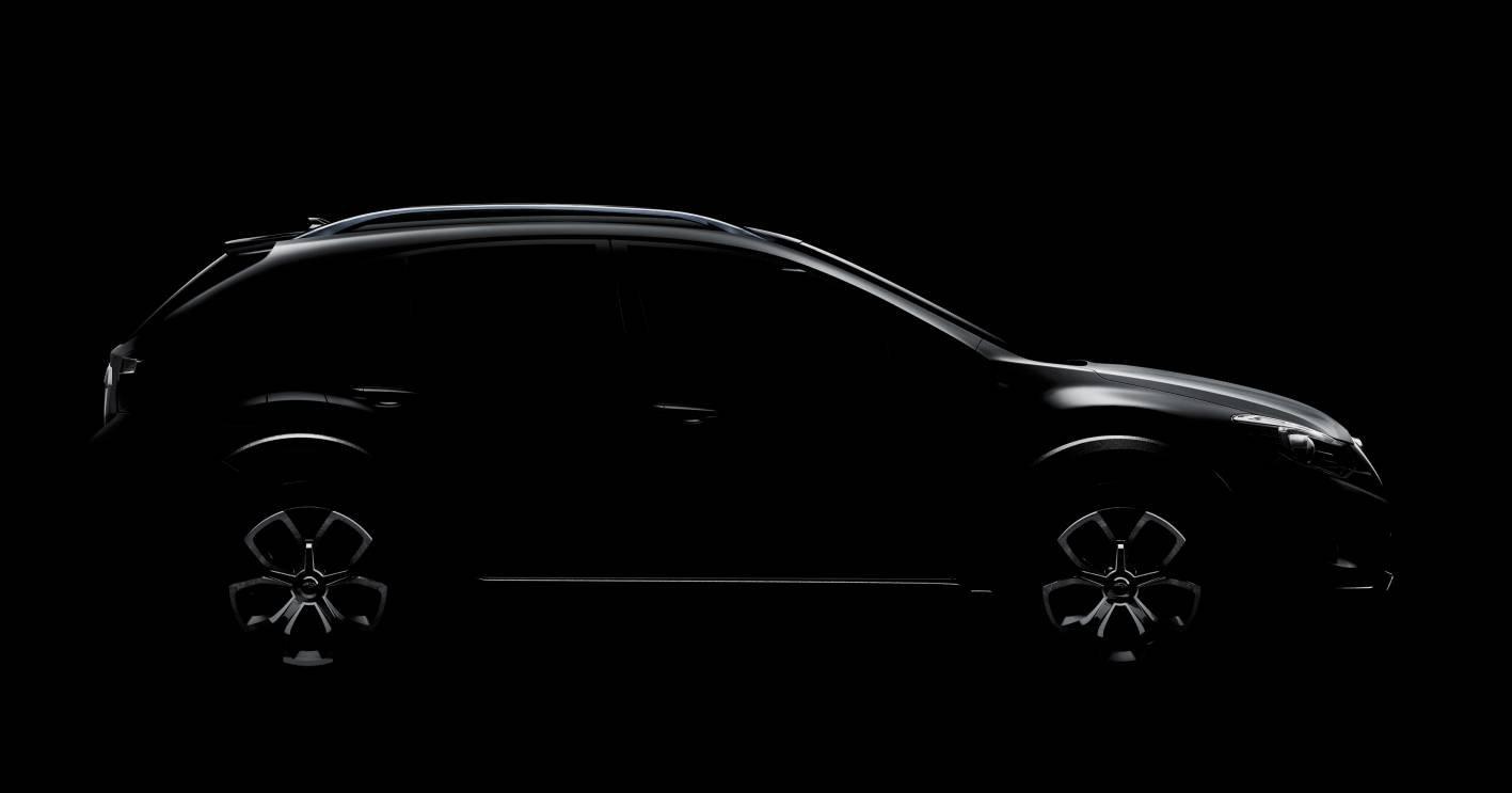 Subaru представит в Женеве XV Concept