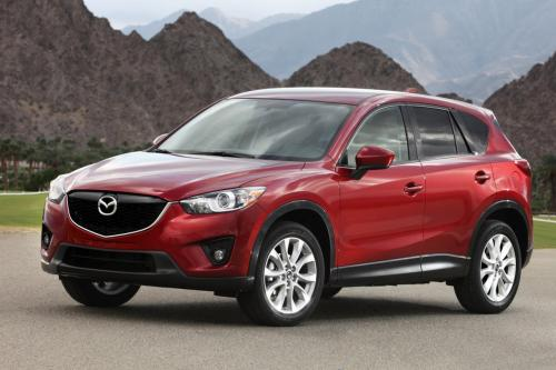 Mazda отзывает 237 тыс. авто из-за дефекта в топливных баках