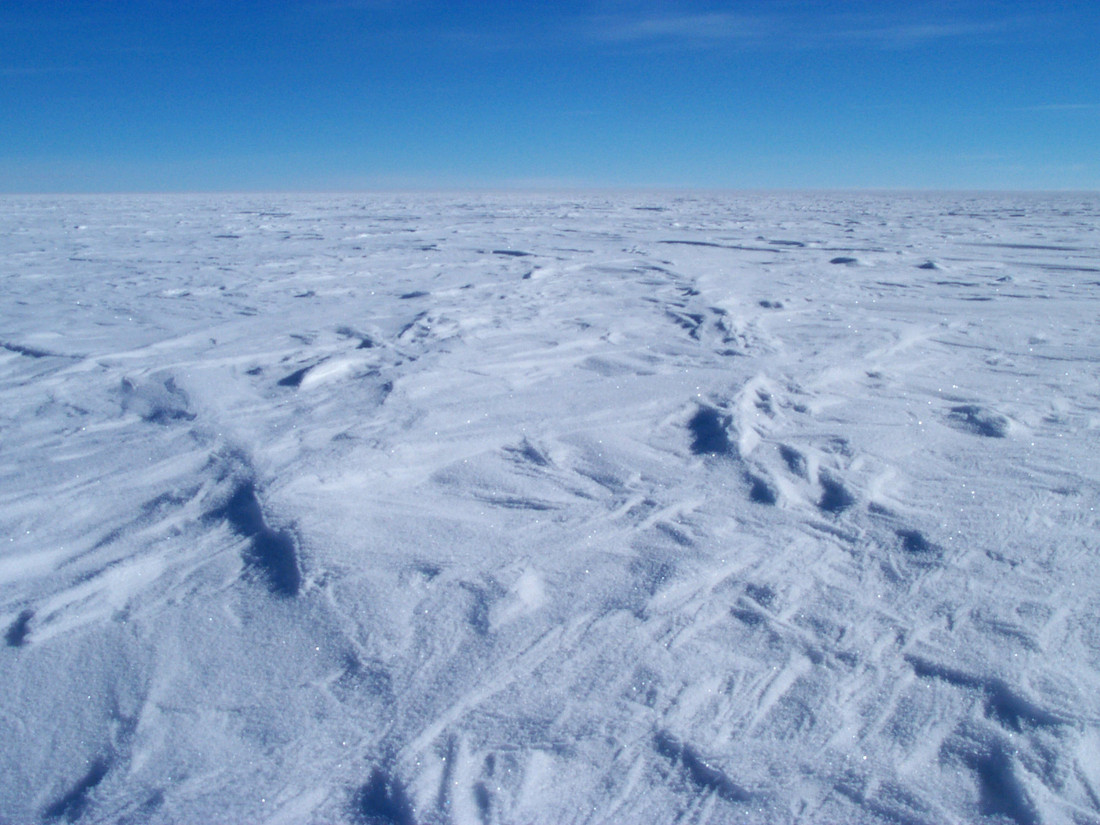 Под ледником Туэйтс вАнтарктиде найдены озера